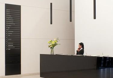 Hill Street B1 office space – Reception