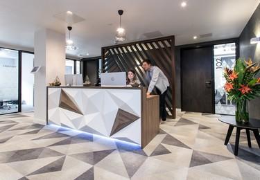 Henry Street BA1 office space – Reception