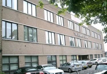 Great Cambridge Road EN2 office space – Building external