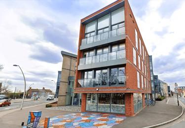Rookery Court E10 office space – Building external