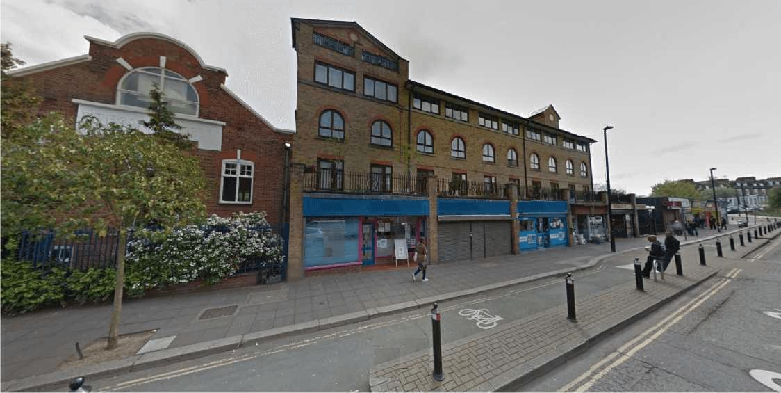 Crown Street, Acton, W3, London