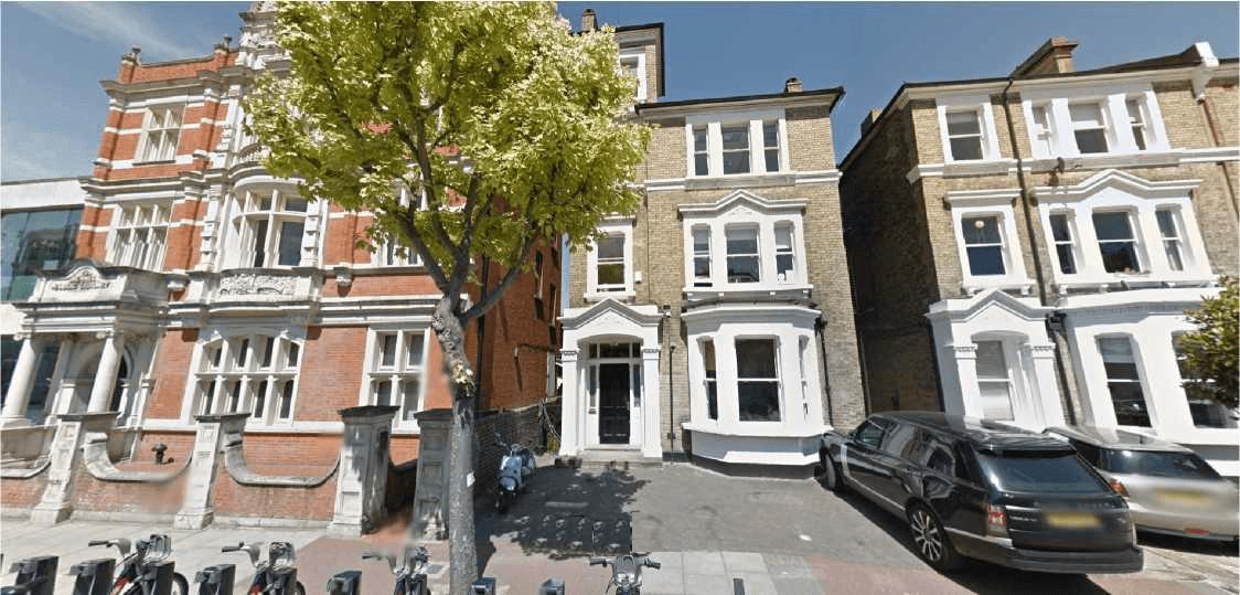 Disraeli Road, Putney, SW15, London