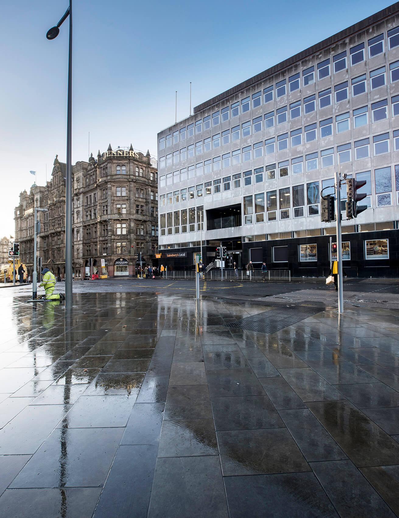 St. Andrew Square, Edinburgh, Scotland, EH2, Scotland