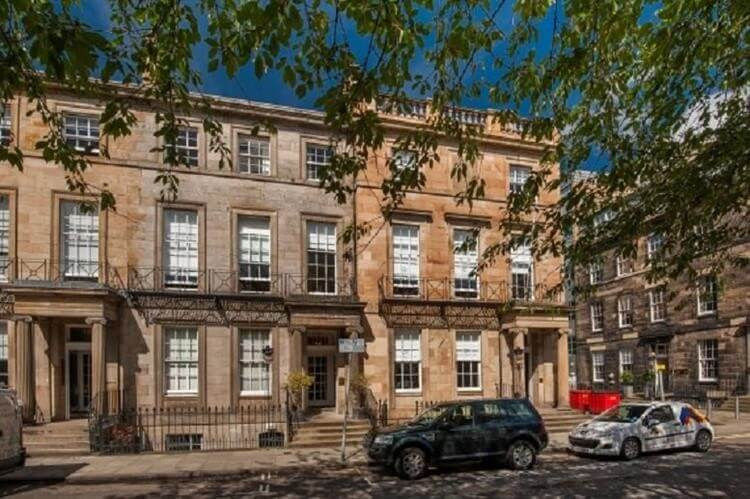 Rutland Square, Edinburgh, EH1, Scotland