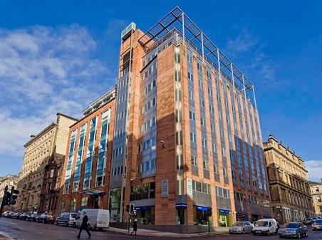 St Vincent Street, Glasgow, G2, Scotland