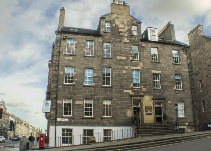 North St David's Street, Edinburgh, EH2, Scotland