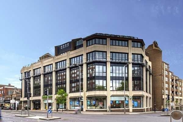 Kensington High Street, Kensington, London, W8, London