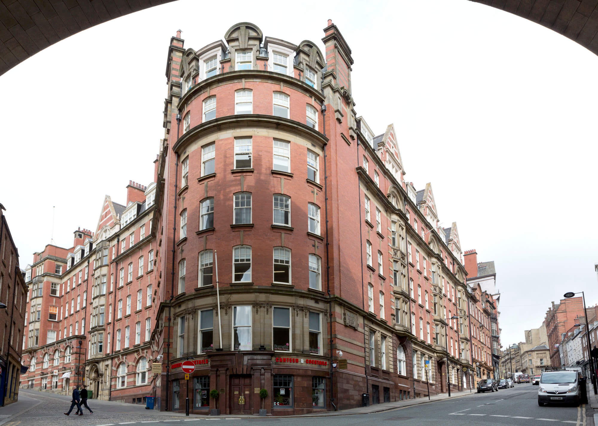 Dean Street, Newcastle Upon Tyne, NE1, North East