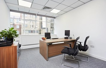 Old Marylebone Road NW1 office space – Private Office (different sizes available)