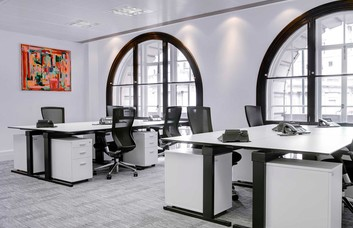 Lombard Street EC2 office space – Private Office (different sizes available)