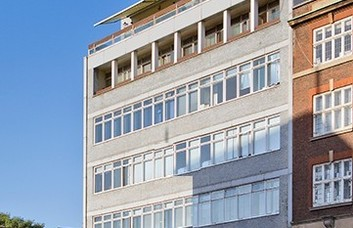 Finchley Road NW1, NW3 office space – Building External