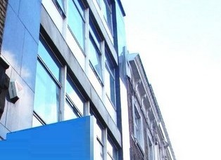 Fulham Road SW6 office space – Building External