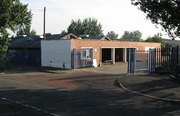 Green Lane office space – Building External