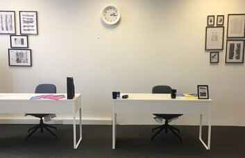 Coldharbour Lane SW2, SW9 office space – Private Office (different sizes available).