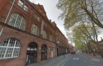 Rosebery Avenue EC1 office space – Building External