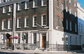 Davies Street W1 office space – Building External