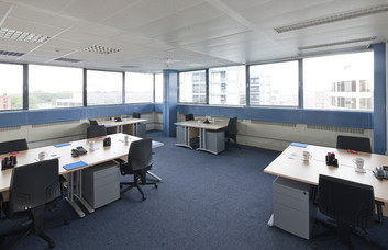 Fleming Way office space – Private Office (different sizes available).