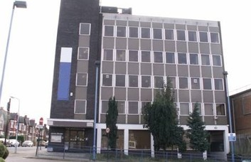 South Hill Avenue HA2 office space – Building External
