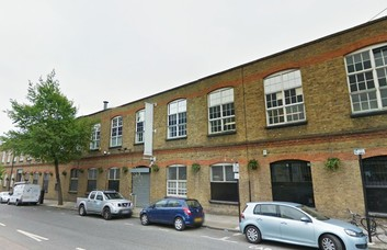 North Road N7 office space – Building External