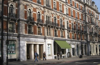 Grosvenor Gardens office space – Building External