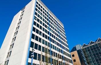 High Street EN6 office space – Building External