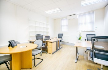 Brent Street NW2 office space – Private Office (different sizes available)