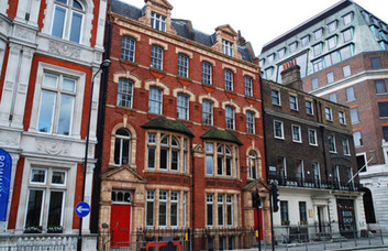 Bloomsbury Square WC1 office space – Building External