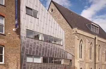 Kings Cross Road WC1 office space – Building External