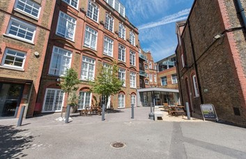 Westminster Bridge Road SE1 office space – Building External