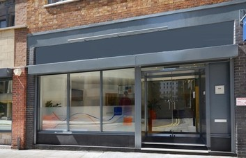 Shelton Street WC2 office space – Building External