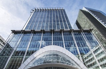 Ropemaker Street EC2 office space – Building External