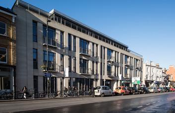 Kew Road TW9, DL10 office space – Building External