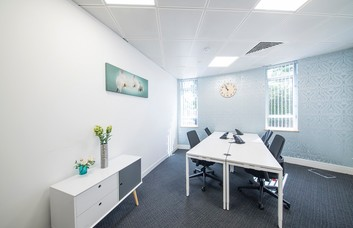 London Road TW18 office space – Private Office (different sizes available)