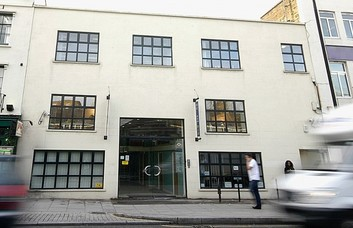 Bayham Street NW1 office space – Building External
