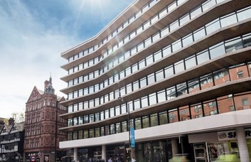 High Holborn WC2A office space – Building External