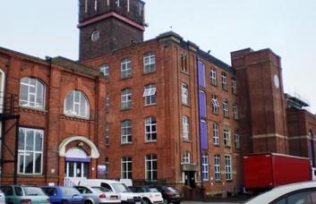 Rossini Street office space – Building External