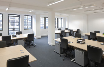 Brune Street E1 office space – Private Office (different sizes available)