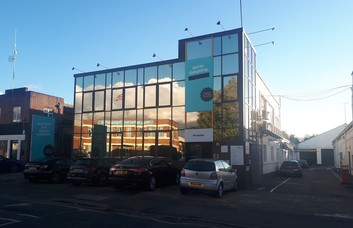 Wadsworth Road UB6 office space – Building External