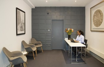 City Road N18 office space – Reception