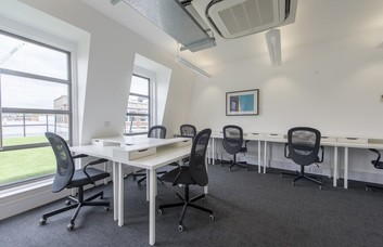 Worship Street EC1 office space – Private Office (different sizes available)