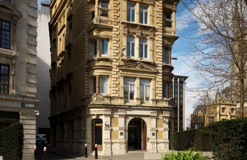 Old Bailey EC4M office space – Building External
