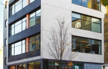 St John's Square EC1 office space – Building External