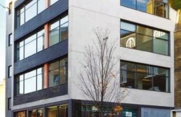 St John's Square EC1 office space – Building External