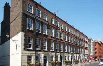 Broadwick Street W1 office space – Building External
