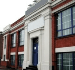 Park Royal Road W3 office space – Building External