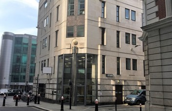 Dowgate Hill EC4 office space – Building External