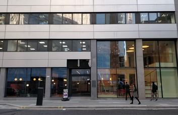 Minories E1 office space – Building External