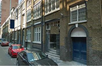 Corsham Street N1, N7 office space – Building External