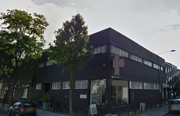 Burnaby Street SW6, SW10 office space – Building External