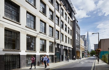 Union Street SE1 office space – Building External